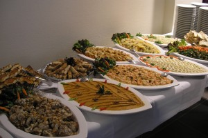 Orientalisches Buffet
